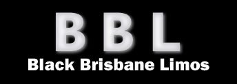 Black Brisbane Limos Logo