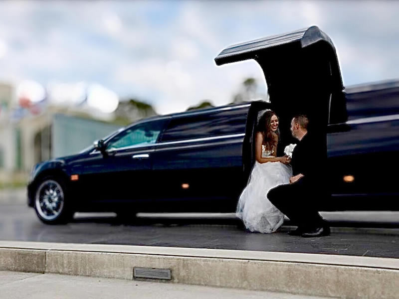 Brisbane Wedding Limo Hire